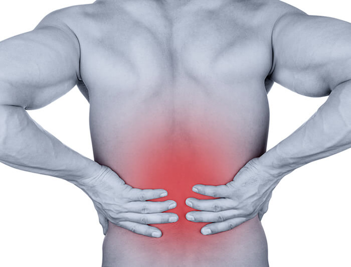 Alex Szabo Osteopathy - Back Pain