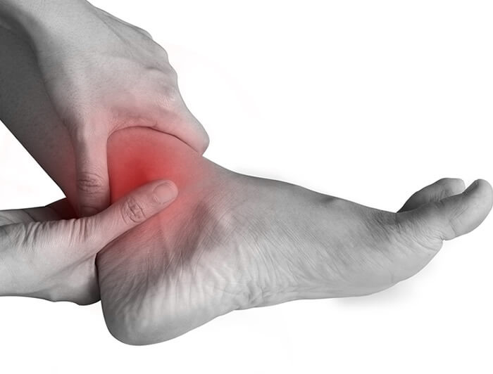 Alex Szabo Osteopathy - Foot & Ankle Pain