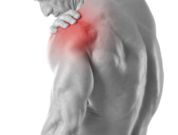 Alex Szabo Osteopathy - Shoulder Pain