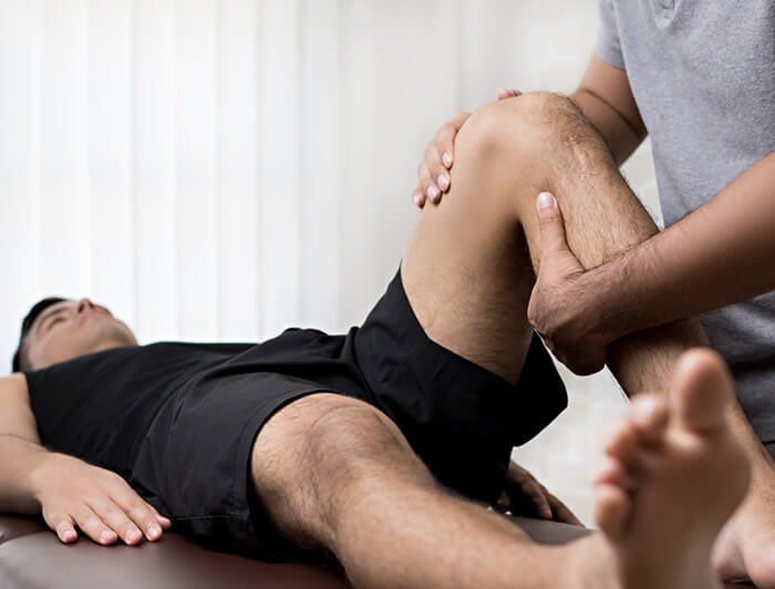 Alex Szabo Osteopathy -sports massage