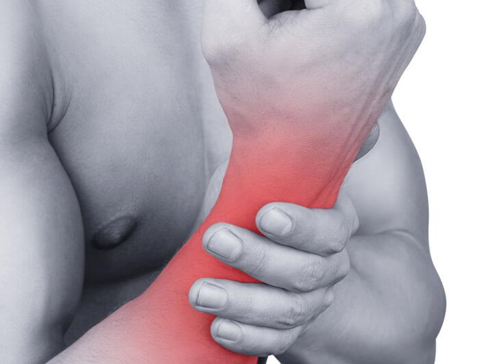 Alex Szabo Osteopathy - Wrist Pain